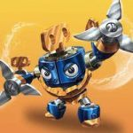 Skylanders Wind Up Wonderful 32 Best New Skylanders Swap force Images In 2013
