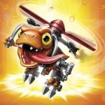 Skylanders Wind Up Wonderful Chopper Skylanders Wiki