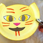 Smiley Face Mask Printable Creative Lily S Cat Mask Book Review & Craft Creating Creatives