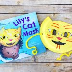 Smiley Face Mask Printable Excellent Lily S Cat Mask Book Review & Craft Creating Creatives