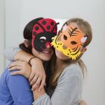 Smiley Face Mask Printable Exclusive 72 Free Printable Halloween Masks for All Ages
