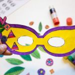 Smiley Face Mask Printable Inspirational Free Mardi Gras Mask Templates for Kids and Adults