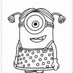 Smiling Coloring Pages Fresh Fresh Ficial Minion Coloring Pages Nocn