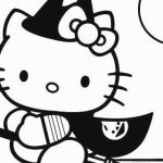 Smiling Coloring Pages Unique Hello Kitty Coloring Page