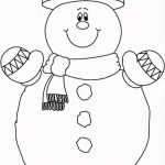 Snowman Coloring Page New Inspirational Snowman Family Coloring Pages – Nocn