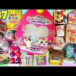 Soda Pop Shopkins Inspired Videos Matching Poopsie Surprise Cutie tooties Slime Figure Blind