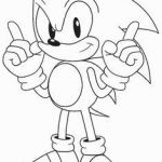 Sonic Coloring Games Awesome Lovely sonic Shadow and Silver Coloring Pages – Nicho