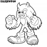 Sonic Coloring Games Exclusive sonic the Hedgehog Coloring Pages Zeichnung sonic Monster Coloring
