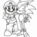 Sonic Coloring Games Inspired Awesome sonic Boom sonic Coloring Pages – Lovespells