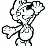 Sonic Coloring Games Inspired Mario Coloring Pages Line Free Awesome Mario Coloring Line