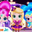 Sparkle and Shine Nick Jr Best Smakołyk Albo Psikus 🧞 ♀ Wideoklip Z Shimmer I Shine