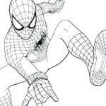Spiderman Coloring Pages Online Amazing Spider Man Color Page – Yggs