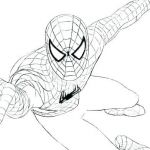 Spiderman Coloring Pages Online Elegant Spider Man Coloring Sheet – theaniyagroup