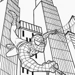 Spiderman Coloring Pages Online Inspiring Spiderman Coloring Pages Line