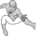 Spiderman Coloring Pages Online Marvelous Spiderman Color Sheets – Trustbanksuriname