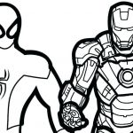 Spiderman Coloring Pages Online Pretty Spiderman Drawings to Color – Person Of the Dayfo