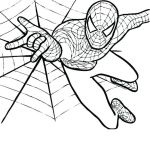 Spiderman Coloring Pages Online Wonderful Spectacular Spiderman Coloring Pages Artistic Spectacular Coloring