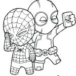 Spiderman Coloring Pages Pdf Elegant Easy Spiderman Coloring Pages at Getdrawings