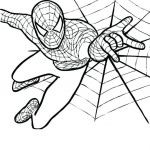 Spiderman Coloring Pages Pdf Exclusive Face Coloring Page at Free Printable the Head the Mighty Coloring