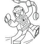 Spiderman Coloring Pages Pdf Inspirational Spiderman Coloring Sheet Printable Coloring Sheet Free Pages Related