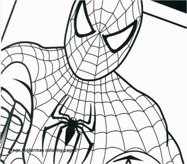 Spiderman Coloring Game Luxury Spider Man Printing Coloring Pages