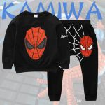 Spiderman Pictures for Kids Brilliant 2019 Spiderman Baby Boys Kid Sportswear Tracksuit Outfit Cartoon
