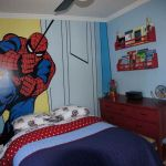 Spiderman Pictures for Kids Inspiration Spiderman Wall Kids Bedroom Paint Ideas ashton