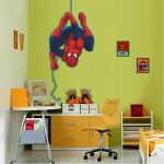 Spiderman Pictures for Kids Inspired Spiderman Cartoon Wall Sticker Pvc Self Adhesive Movie Wall Decal