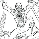 Spiderman Pictures for Kids Pretty Unique Marvel Characters Coloring Pages – Nocn