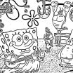 Spongebob Coloring Book Inspirational Spongebob Coloring Sheets Fvgiment