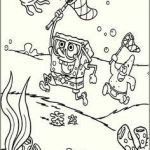 Spongebob Coloring Books Inspiring 10 Best Spongebob Characters Coloring Pages Images In 2018