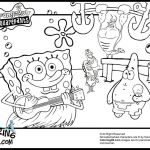 Spongebob Coloring Books Marvelous 30 Spongebob Coloring Pages Collection Coloring Sheets