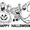 Spongebob Halloween Color Pages Elegant Coloring Book World Spongebob Christmas Coloring Pages Free