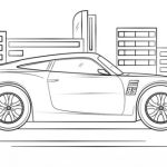 Sports Car Coloring Pages Elegant Cruz Ramirez From Cars 3 Coloring Page Cars