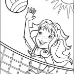 Sports Coloring Pages Creative Free Printable Sports Coloring Pages for Kids Sports