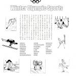 Sports Coloring Pages Exclusive Printable Coloring Pages for Kids Awesome Winter Sports Crafts for