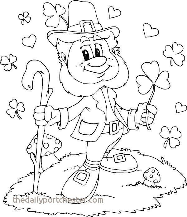 St Patrick Day Coloring Sheets Amazing St Patricks Day Coloring Page Awesome Simple St Patrick Day Coloring