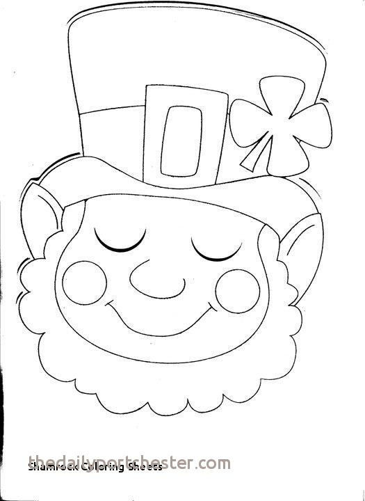 St Patrick Day Coloring Sheets Elegant Patrick Coloring Pages Lovely Kids Coloring Page Simple Color Page
