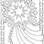 Star Color Pages Inspiration Best Sun and Stars Coloring Pages – Avodart