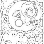 Star Color Pages Pretty Lovely Sun Stars and Moon Coloring Pages – C Trade