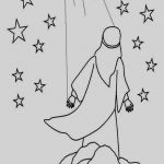Star Coloring Page Pretty New Book Genesis Coloring Pages – Doiteasy