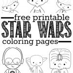Star Wars Characters Coloring Pages Wonderful Coloring Coloring Free Pages for Kids to Print Printable Sheets