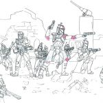 Star Wars Coloring Game Awesome Star Wars Republic Mando Coloring Pages