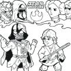 Star Wars Coloring Pages Free Inspirational Star Wars Coloring Pages Free – Siriusprint