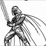 Star Wars Coloring Poster Inspiration Star Wars Christmas Coloring Pages