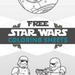Star Wars Coloring Poster Inspired Star Wars Coloring Pages the force Awakens Coloring Pages