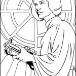 Star Wars Coloring Posters Best Of Star Wars Coloring Pages Leia