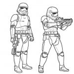 Star Wars Coloring Posters Fresh Stormtroopers Star Wars Coloring Pages 1275 X 1210