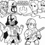 Star Wars Coloring Posters New Star Wars Coloring Pages for Kids Elegant Christmas Printable
