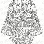 Starwars Coloring Book Brilliant Awesome Star Wars Mandala Coloring Pages – Nicho